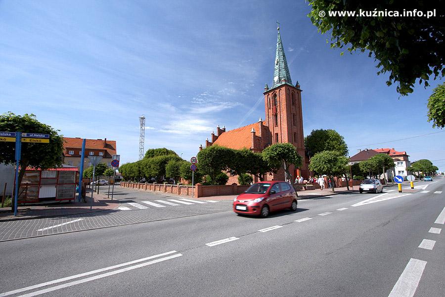 Kuźnica Kościół Rybacki