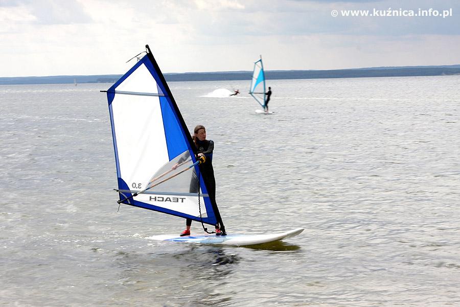 Kuźnica windsurfing
